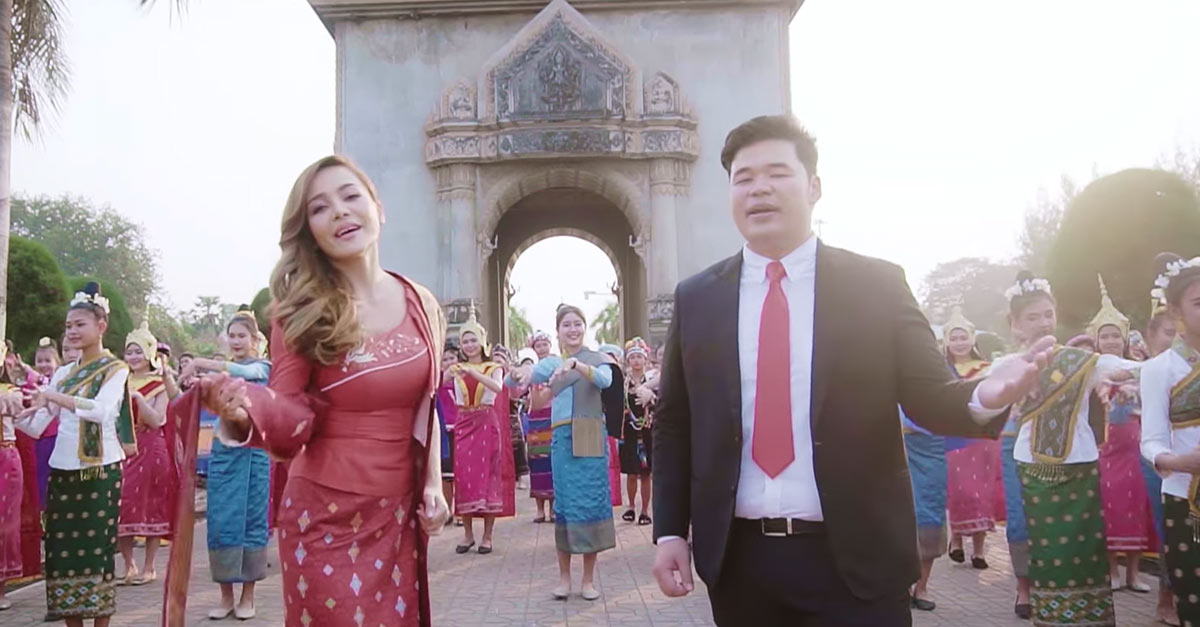 Laos Simply Beautiful Music Video Released