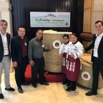Laos' Biggest Ever Sticky Rice Basket Presented by Inthira Group