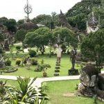 Buddha Park Vientiane Undergoes Makeover