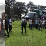 Prime Minister Travels to Attapeu to Monitor Rescue and Relief Efforts