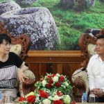 South Korea Eyes Strawberry Farm Project In Xiengkuang