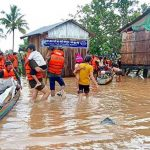 Lao Dam Collapse Floodwaters Hit Stung Treng, Cambodia