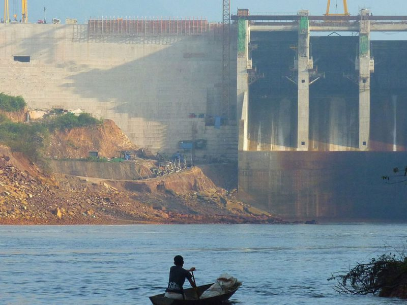 Lao Government Suspends Hydropower Dam Projects