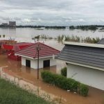Vientiane Capital On Flood Alert