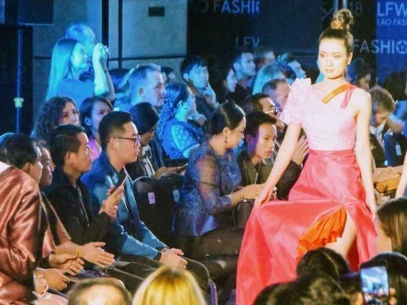 Lao Fashion Week 2018