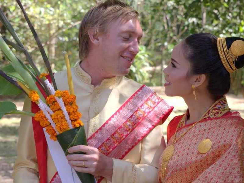 Foreigner Spouse Marriage Visa