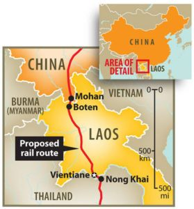 Lao-China Railway