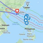 Typhoon Mangkhut Skirts Laos Following Phils, HK, China Landfalls