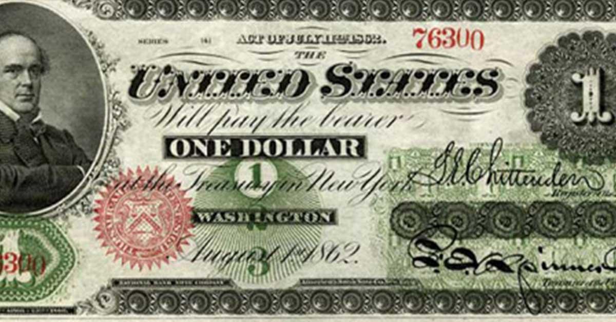 Vintage US$1