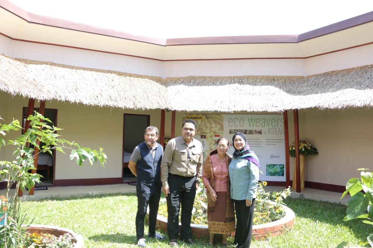 Maybank Participants at Hostel