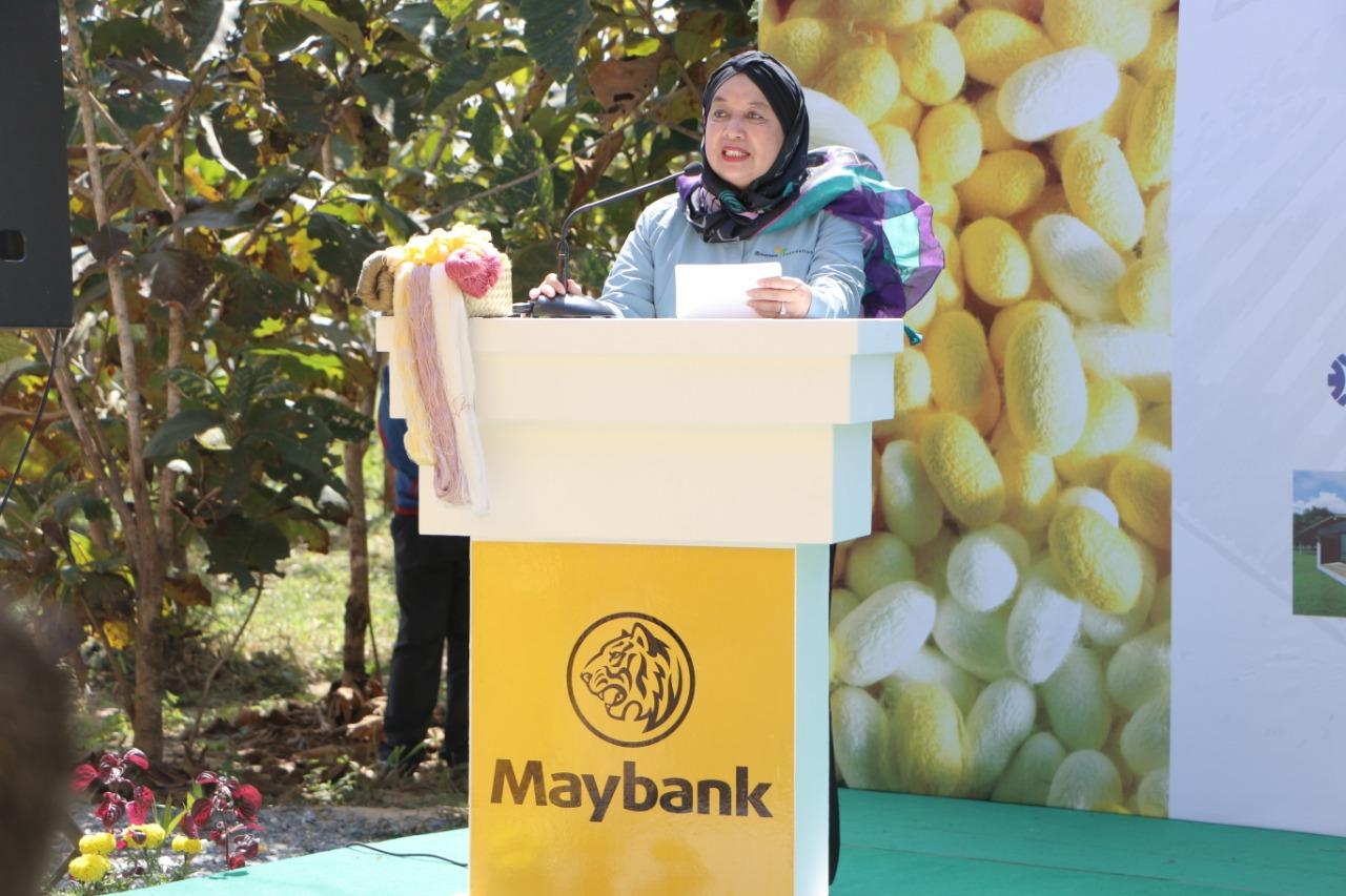Maybank Speaker