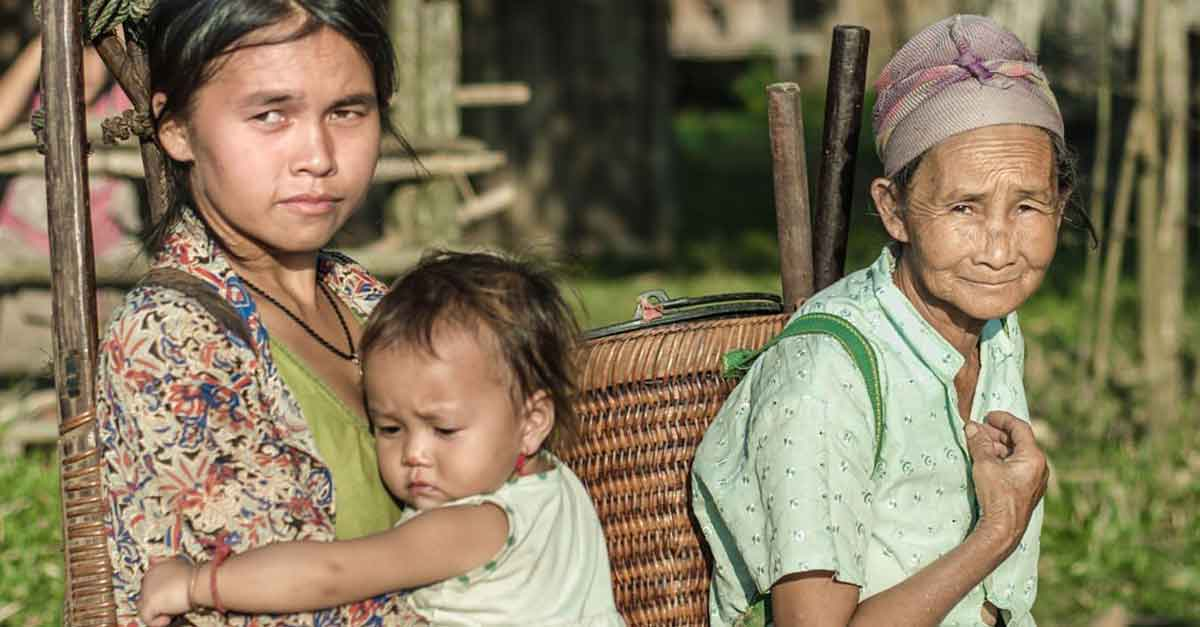 Tackling inequalities essential to Laos' Least Developed Country graduation.