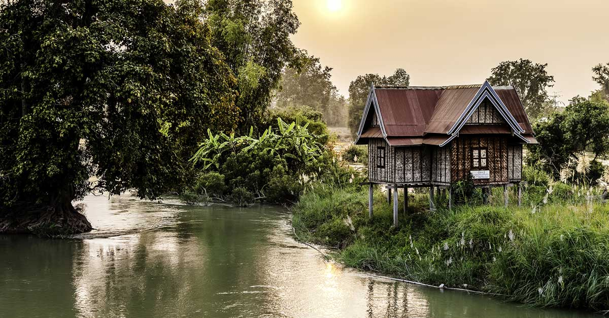 River Life Experience Tour Southern Laos
