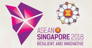 33RD ASEAN Summit in Singapore