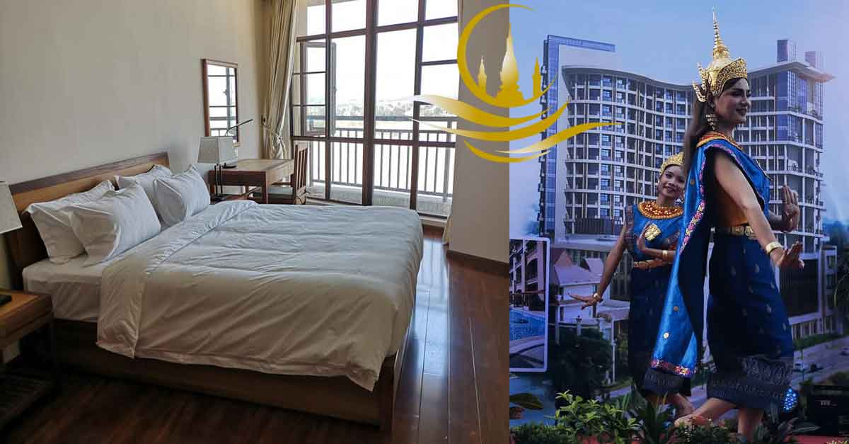 Landmark Diplomatic Residential Compound Grand Opening in Vientiane, Laos