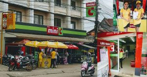 M Point Mart gives way to Mini Big C amid convenience store joint venture, rebranding.