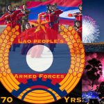 Lao People's Army Celebrates 70 Years Milestone