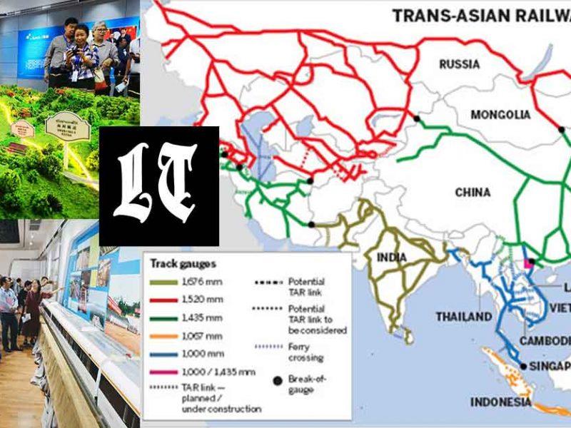 Rail Linked: Thailand's Bangkok-Nong Khai Railway to link with Lao-China Railway