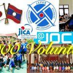 1000 Strong As JICA Volunteers From Japan Surpass Millennium Milestone in Laos