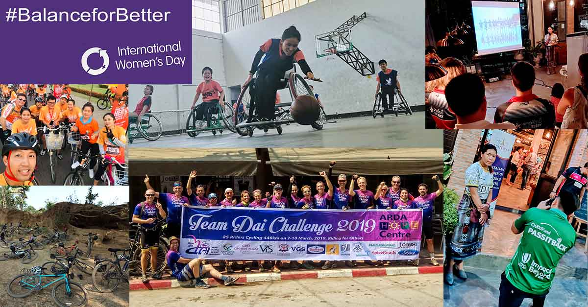 Balance is Better: participation for all the philosophy as opportunities of sport reach more women in Laos