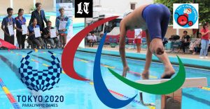 Laos First National Para-Swimming Championships 2019