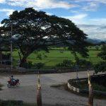 new road luang prabang to nan province