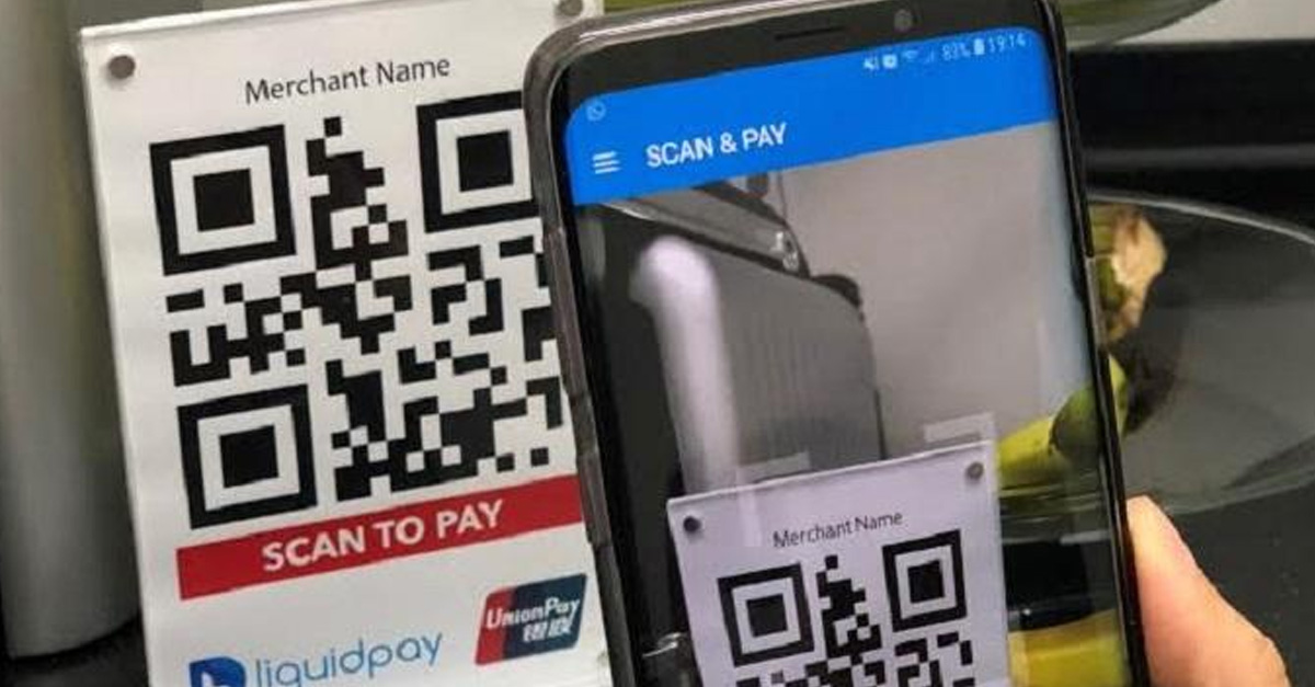 BCEL and Unionpay QR Code Payments