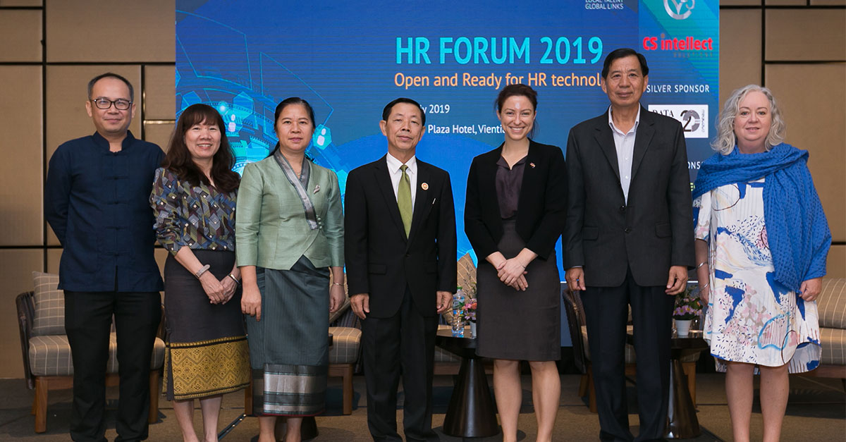 HR Forum 2019 Laos
