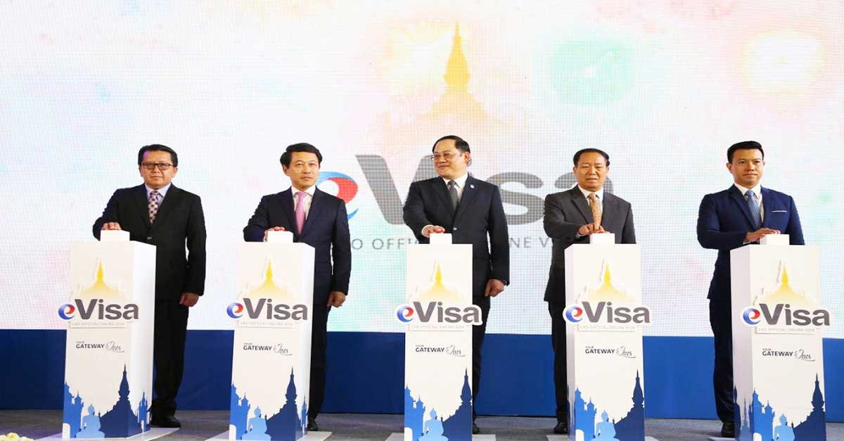 Laos Officially Launches eVisa for tourists