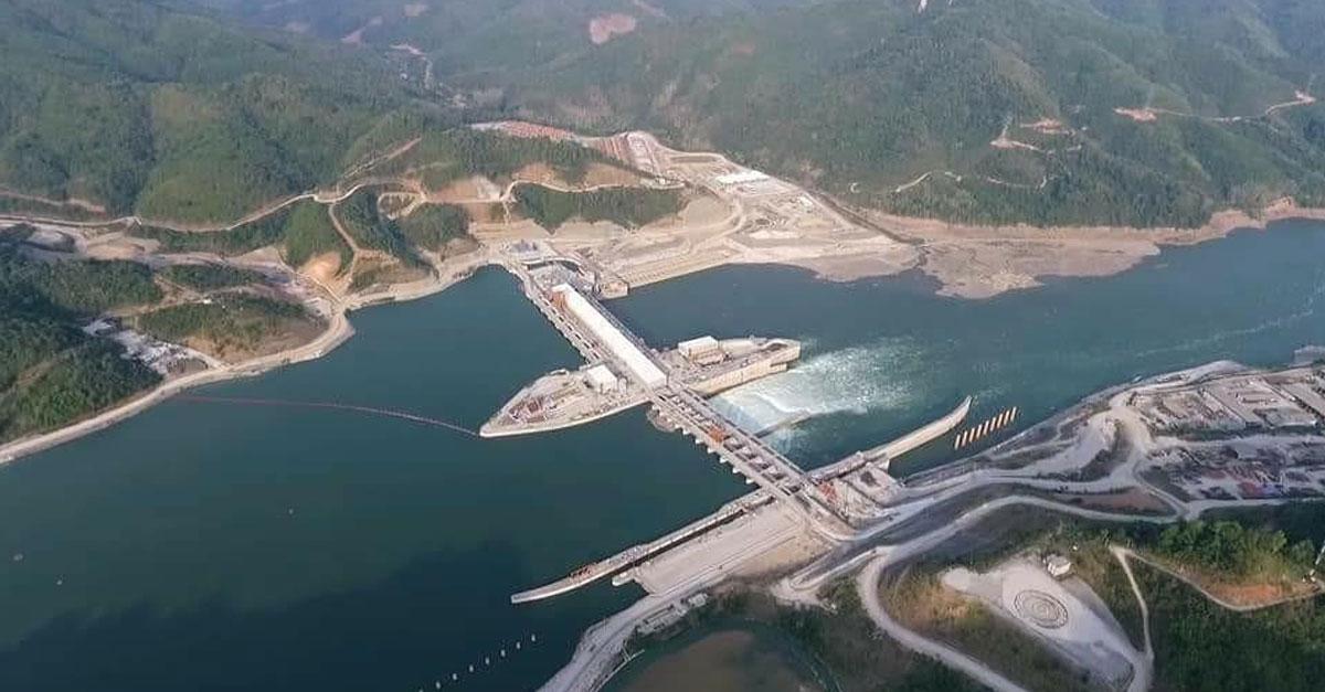 Xayaburi Dam