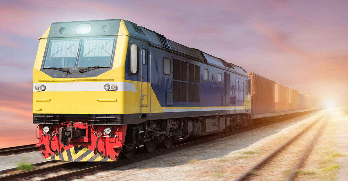 First Freight Train Service Launched from Laos
