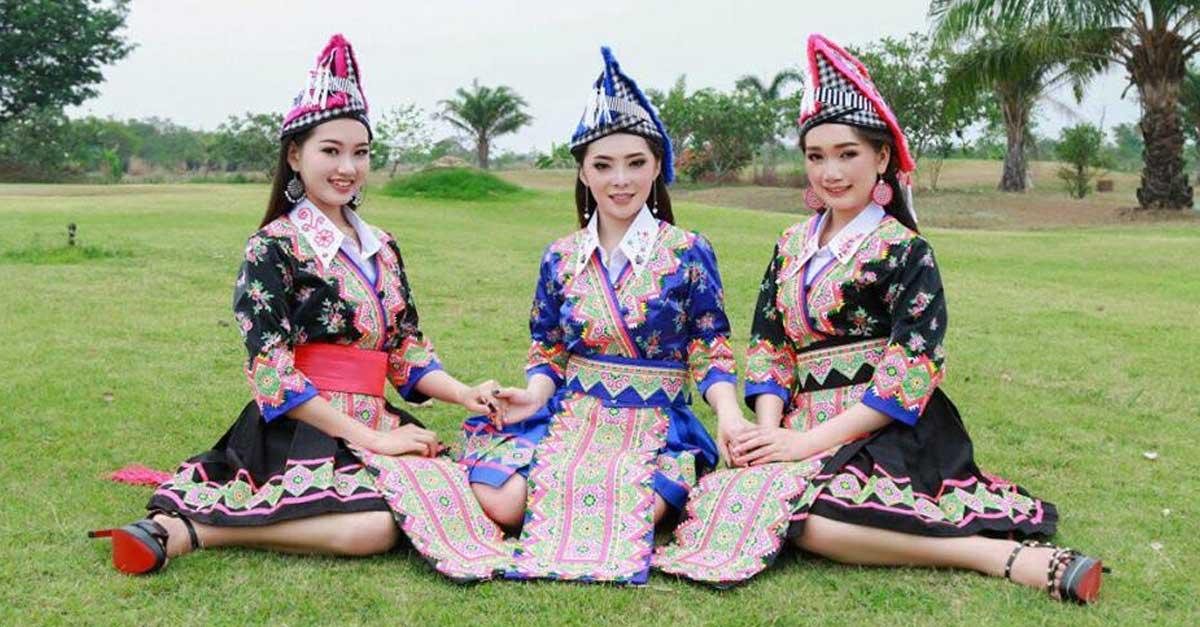 Miss Hmong Laos 2020