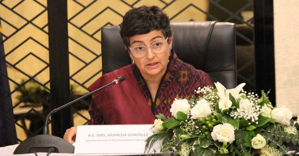 Ms Arancha Gonzalez