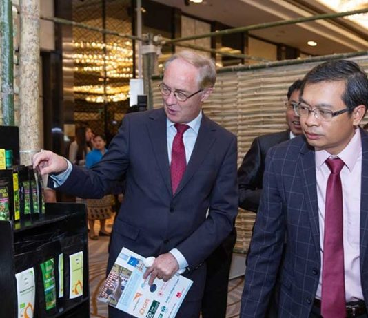 STSE Sustainable Tourism Solutions Expo Vientiane 2019