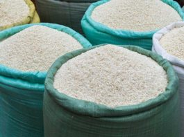 Laos releases stockpiled rice
