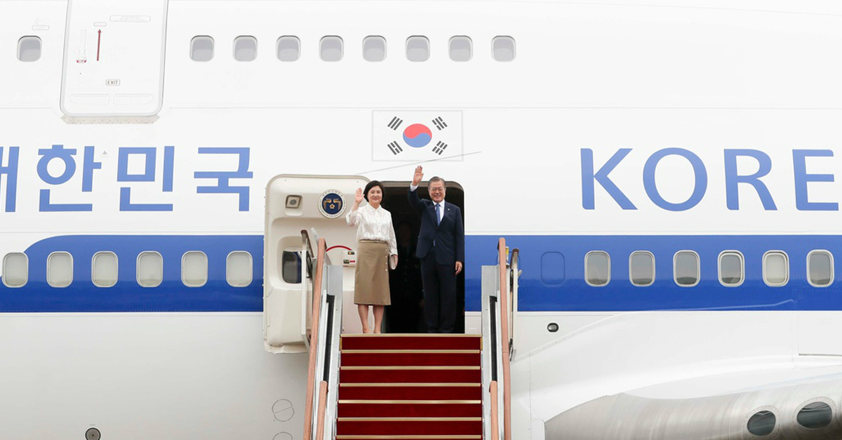 South Korean President Moon to Visit Laos