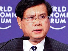 Former Prime Minister of Laos Bouasone Bouphavanh (Photo: Sikarin Thanachaiary/ World Economic Forum)