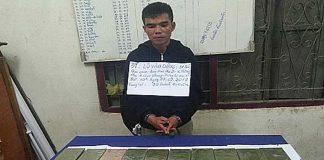 Vietnamese, Lao men caught smuggling 10 kilos of heroin (Photo: VN Express)