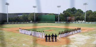 Laos Baseball Stadium