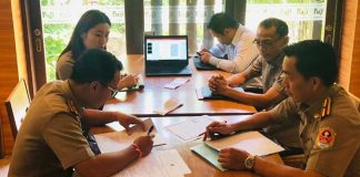 Tax Collection Officers Meet in Vientiane
