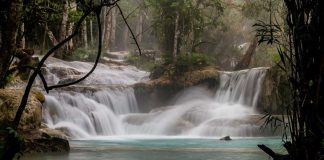 Kuang Si Falls Named Top Tourist Site for Japanese (Photo: Jeff Jaquith)