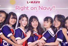 LaoNavy Performs in Kumamoto, Japan