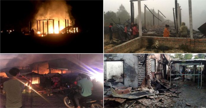 Top Ten Provinces With The Highest Number of Fires in 2019