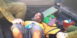 Foreign Man Arrested for Assaulting Shopkeeper