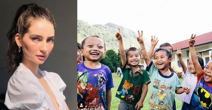 Meadow Walker, daughter of Paul Walker, to build a school in Laos